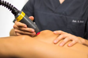 laser therapy for skin in London
