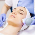 Laser skin resurfacing for wrinkles