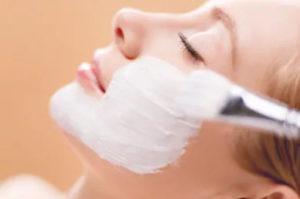 Facial skin peel in London