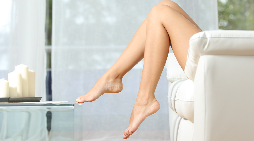 Pain-free laser hair removal at a London