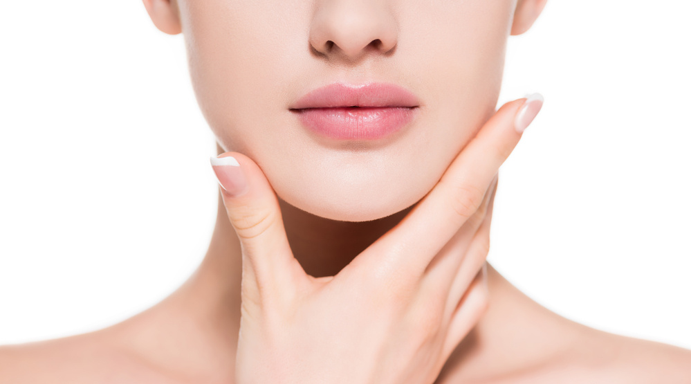 Lip rejuvenation procedure