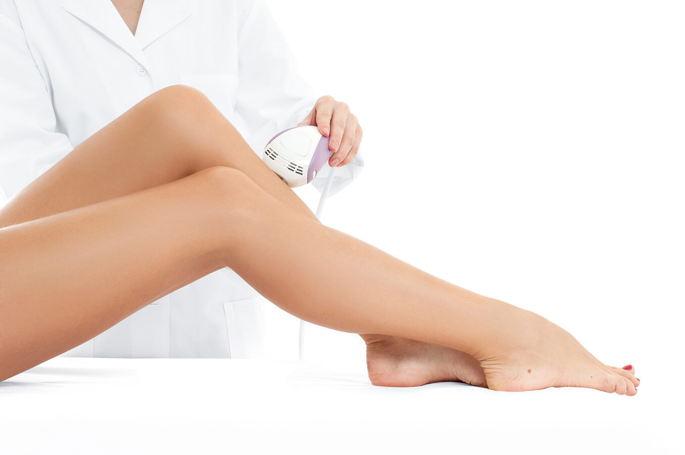 Hair Laser Removal with No Pain in London